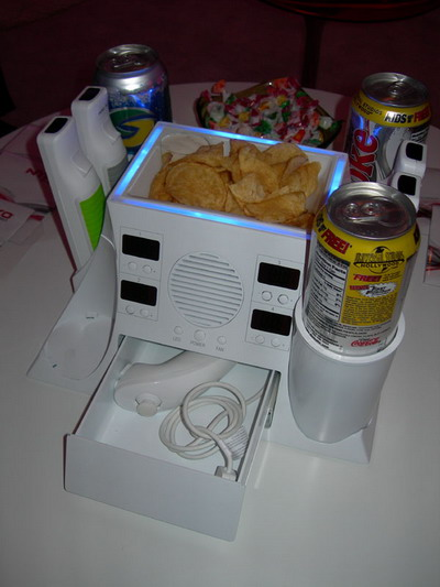 Nintendo Wii Party-Station